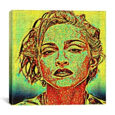 Requiem Madonna by Maximilian San Graphic Art on Canvas