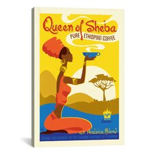 'Queen Of Sheeba' by Anderson Design Group Painting Print on Canvas