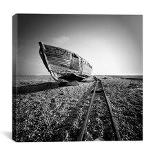 Nina Papiorek Ship Wreck II Canvas Print Wall Art