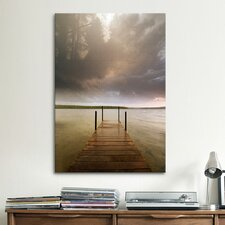 'Mirage' by Geoffrey Ansel Agrons Photographic Print on Canvas