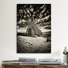 'Hell's Church' by Sebastien Lory Photographic Print on Canvas