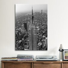 'Empire State Building (New York City)' by Christopher Bliss Photographic Print on Canvas