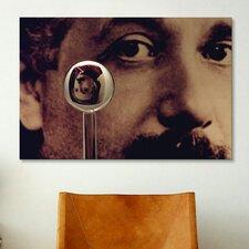 Einstein Gyro Gravity Probe (Fused Quartz Gyroscope) Photographic Print on Canvas