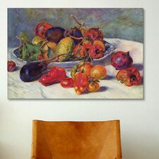 'Fruits of the Midi' by Pierre-Auguste Renoir Painting Print on Canvas