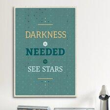 See Stars Canvas Print Wall Art