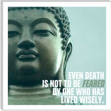 Buddha Quote Canvas Wall Art