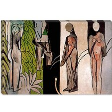 "<strong>iCanvasArt</strong> ""Bathers by a River"" Canvas Wall Art by Henri Matisse"