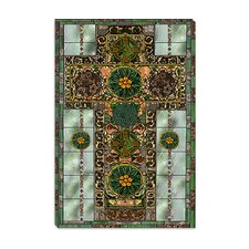 "<strong>iCanvasArt</strong> ""Celtic Cross"" Canvas Wall Art by Mindy Sommers"