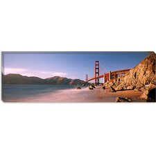 Golden Gate Bridge, San Francisco, California Canvas Wall Art