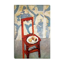 """Chair with Peaches"" Canvas Wall Art by Henri Matisse"