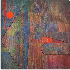 """Ad Parnassum"" Canvas Wall Art by Paul Klee"