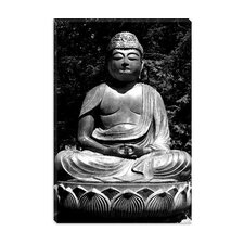 <strong>iCanvasArt</strong> Asian Buddha Canvas Wall Art