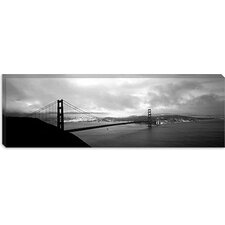 <strong>iCanvasArt</strong> Golden Gate Bridge, San Francisco, California Canvas Wall Art