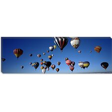 <strong>iCanvasArt</strong> Albuquerque International Balloon Fiesta, Albuquerque, New Mexico Canvas Wall Art