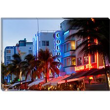 Miami-Dade County, Florida Canvas Wall Art