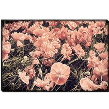 "<strong>iCanvasArt</strong> ""Ginger Poppies"" Canvas Wall Art by Mindy Sommers"
