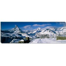 Matterhorn, Switzerland Canvas Wall Art