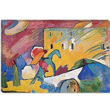"<strong>iCanvasArt</strong> ""Improvisation 3"" Canvas Wall Art by Wassily Kandinsky Prints"