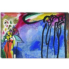 """Improvisation 19"" Canvas Wall Art by Wassily Kandinsky Prints"