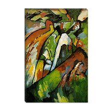 """Improvisation 7"" Canvas Wall Art by Wassily Kandinsky Prints"