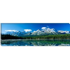 Herbert Lake, Banff National Park, Canada Canvas Wall Art