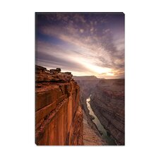 "<strong>iCanvasArt</strong> ""Grand Canyon"" Canvas Wall Art by Dan Ballard"