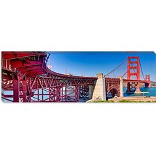 <strong>iCanvasArt</strong> Golden Gate Bridge, San Francisco Canvas Wall Art
