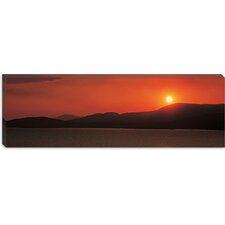 Kenmare River at Sunset Ireland Canvas Wall Art
