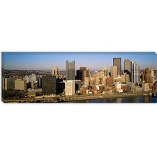 <strong>iCanvasArt</strong> Pittsburgh, Pennsylvania Canvas Wall Art