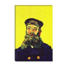 "<strong>iCanvasArt</strong> ""Joseph Roulin"" Canvas Wall Art by Vincent van Gogh"