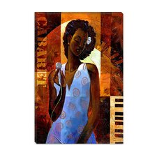 """Diva"" Canvas Wall Art by Keith Mallett"