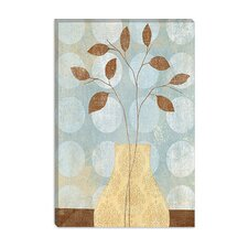 <strong>iCanvasArt</strong> Dots and Damasks II Canvas Wall Art from NBL Studio