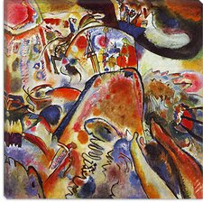 """Small Pleasures"" Canvas Wall Art by Wassily Kandinsky"