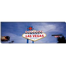 <strong>iCanvasArt</strong> Las Vegas, Nevada Canvas Wall Art