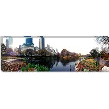 Central Park, New York City Canvas Wall Art