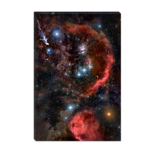 <strong>iCanvasArt</strong> Orion the Hunter (Hubble Space Telescope) Canvas Wall Art