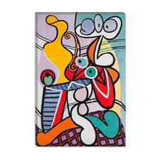 "<strong>iCanvasArt</strong> ""Nude and Still Life"" Canvas Wall Art by Pablo Picasso"