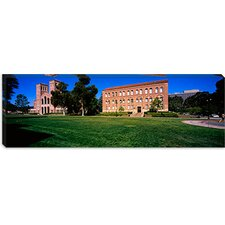 <strong>iCanvasArt</strong> Royce Hall and Haines Hall at the University of California,Los Angeles, California Canvas Wall Art