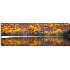 Laurentide Quebec Canada Canvas Wall Art