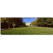 Bascom Hall at the University of Wisconsin, Madison, Wisconsin Canvas Wall Art