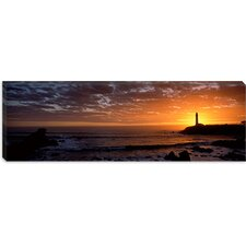 <strong>iCanvasArt</strong> Pigeon Point Lighthouse, San Mateo County, California Canvas Wall Art