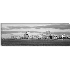 <strong>iCanvasArt</strong> Memphis Panoramic Skyline Cityscape Canvas Wall Art