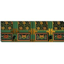 Kayasan Mountains, Haeinsa Temple, Gyeongsang Province South Korea Canvas Wall Art