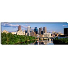 <strong>iCanvasArt</strong> Philadelphia, Pennsylvania Canvas Wall Art