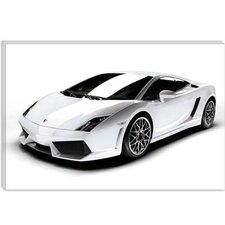 <strong>iCanvasArt</strong> Lamborghini Gallardo LP 560-4 Canvas Wall Art