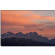"""Painted Morning"" Canvas Wall Art by Dan Ballard"