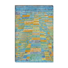 """Primary Route and Bypasses"" Canvas Wall Art by Paul Klee"