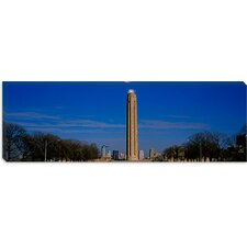 Liberty Memorial, Kansas City, Missouri Canvas Wall Art