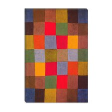 """New Harmony"" Canvas Wall Art by Paul Klee"