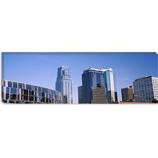 Town Pavilion, Kansas City, Missouri Canvas Wall Art